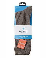Morley Pack Of Five Cotton Rich Socks
