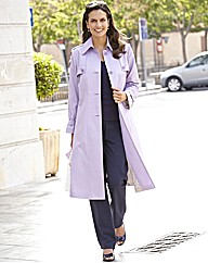 Dannimac Trench Coat Length 44 in