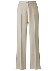 Textured Trousers Length 29in