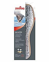 Pedag Alu Astro Flat Insole 2 Pack