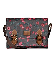 Nica Play Printed Satchel