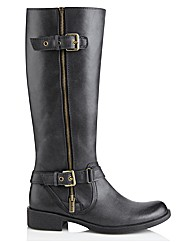 Redfoot Twinzip Leather Boot