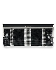 Claudia Canova Celeste Evening Bag