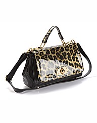 Malissa J Animal Front Satchel