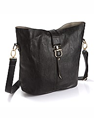 Malissa J Horseshoe Front Two-In-One Bag