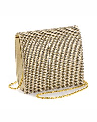 Malissa J Diamante Evening Bag