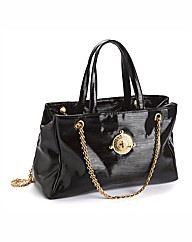 Malissa J Grained Bag