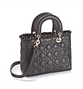 Malissa J Quilted Chain Bag