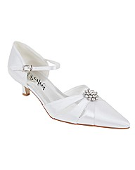 Perfect Katie Pointed Court shoe