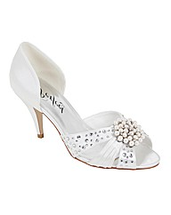 Perfect Marylin Pearl Trim Sandal
