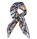 Malissa J Equest Design Satin Scarf