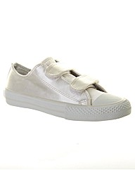 Rainbow Club Sam Infants Satin Trainer