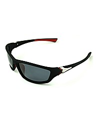 F-Polarised Lug Trim Sunglasses