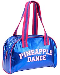 Pineapple Metallic Kit Bag