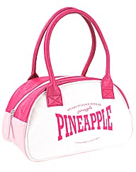 Pineapple Small Retro Style Kit Bag