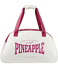 Pineapple Retro Style Bowling Bag