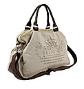 Religion Canvas Holdall