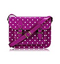 Petal Dolls Polka Dot Satchel