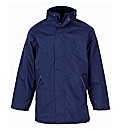 RTY Navy Waterproof Jacket