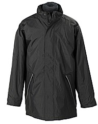 RTY Black Waterproof Jacket