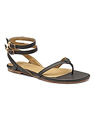 J Shoes Galadriel Toepost Sandals