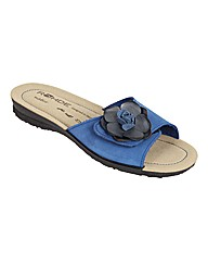 Rohde Ladies Velcro Mule Shoes