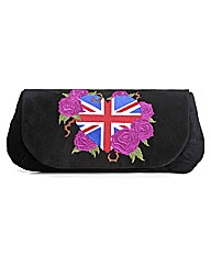 Spencer Ogg Union Jack Clutch Bag