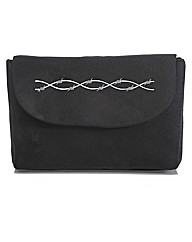 Spencer Ogg Barbed Wire Clutch Bag