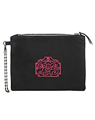 Spencer Ogg Poison Zip Clutch Bag