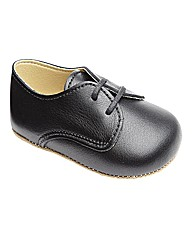 Early Days Thomas Leather Pram Shoes