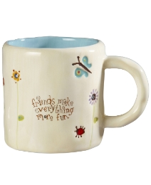 Friends Jewelled Mug