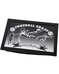 Personalised Sporting Laptray