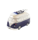Surf Board Camper Van Money Bank