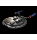 Star Trek Enterprise NX-01 Print