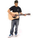 Herald Acoustic Guitar Set
