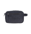 Religion Black Wash Bag