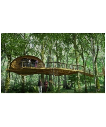 2 Night Luxury FamilyTreehouse Activity