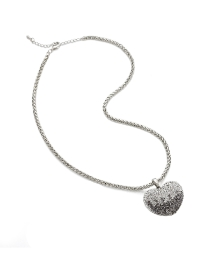 Malissa J Apple Heart Necklace