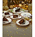 14 Piece Festive Cake Serving Set