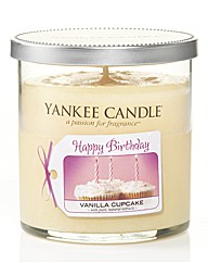 Yankee Candle Happy Birthday Tumbler