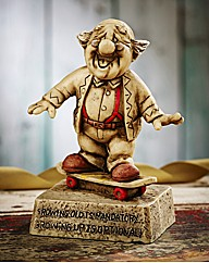 Growing Old Figurine