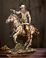 The Duke on Horseback Figurine