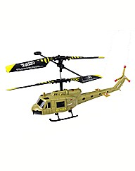 Remote Control Army Flyer Helicopter