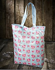 Laura Bell PVC Chintz Shopper