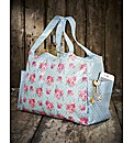 Laura Bell PVC Chintz Bag