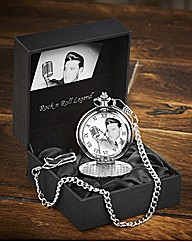 Limited Edition Elvis Fob Watch