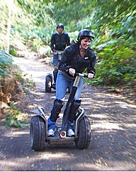 Segway Rally Racing 50% off