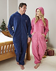 Personalised Ladies Onesie