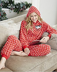Personalised Betty Boop Onesie
