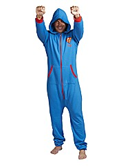 Personalised Superman Onesie